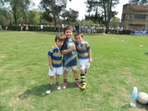 Infantiles 10/3: Día del Amigo en el Club San Albano